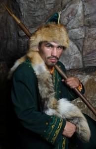 Портрет боксёра Дениса Шафикова. Фотограф: Салават Сафиуллин