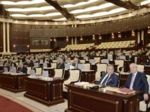 1190 кандидата в депутаты Милли Меджлиса