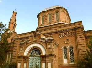 128-я годовщина церкви Александра Невского