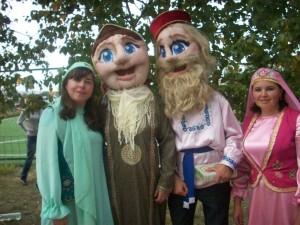 Татарский праздник. Фотограф Римма Ахтямова