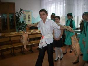 Каз омясе. Возрождение татарских национальных традиций. Фотограф Гюзяль Мустакаева