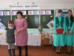 Татар моны. Школьный праздник. Фотограф Гюзяль Мустакаева