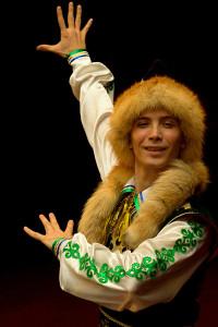 Башкирский батыр. Фотограф: Азат Казакбаев