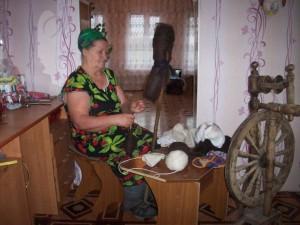 Моя бабушка мастерица. Фотограф Ильнур Мусякаев