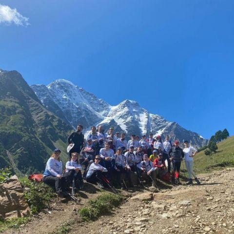 Федор Конюхов поделился в сети фотоотчетом о восхождении на гору Чегет - фото 4