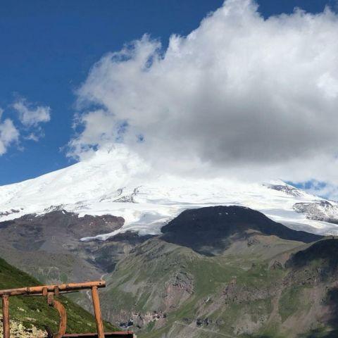 Федор Конюхов поделился в сети фотоотчетом о восхождении на гору Чегет - фото 7
