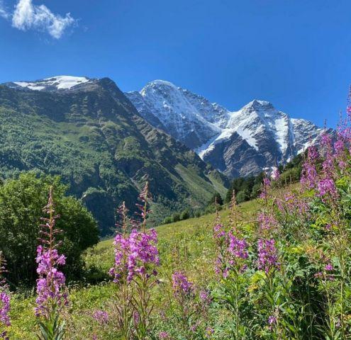 Федор Конюхов поделился в сети фотоотчетом о восхождении на гору Чегет - фото 9