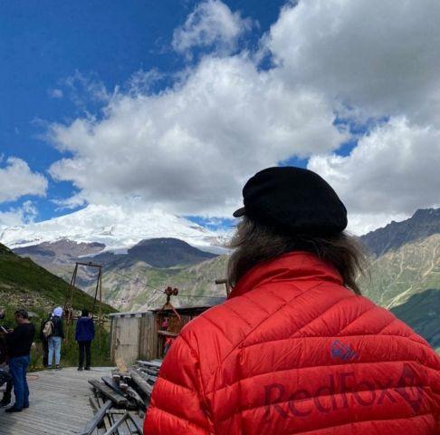 Федор Конюхов поделился в сети фотоотчетом о восхождении на гору Чегет - фото 10