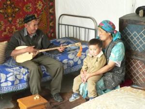 Грустная песня. Фотограф Галина Виноградова