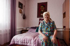 Счастье Раузы Игибаевой. Фотограф Евгения Демина