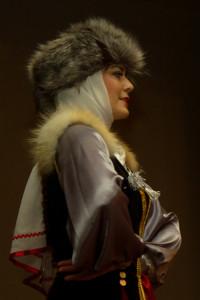 Башкирская красавица. Фотограф: Азат Казакбаев