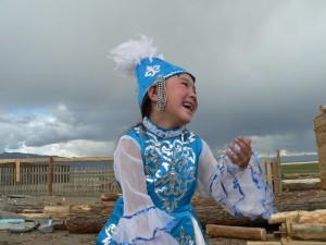 Радость. Дочь Ерикжана Мугражева. Фотограф Елена Ларина