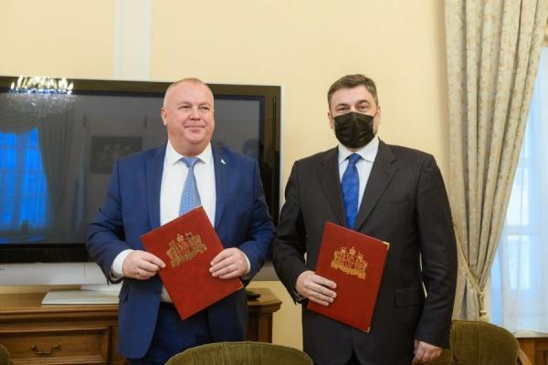 Средний Урал заключил соглашение с «Домом народов России» о сохранении национальных культур в многонациональном регионе