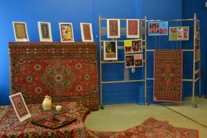 Азербайджанские ковры в Удмуртии. Фотограф Бахтияр Рафиев