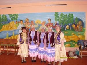 Татарская фольклорная группа Умырзая. Фотограф Разия Хамидулина