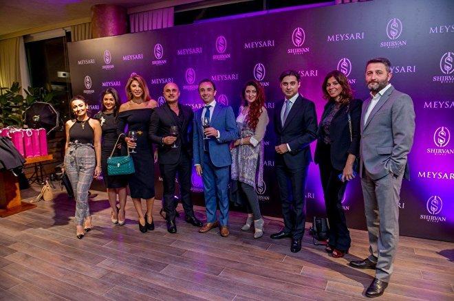 Презентация вин марки Мейсари в азербайджанском павильоне Милан Экспо 2015