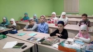 Примерные ученики. Фотограф Ляйсан Туктарова