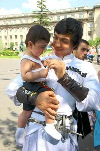 Сибирский азербайджанец. Фотограф Альфир Фахразиев