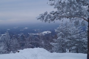 Зима. Фотограф Юлаева Гюльнур