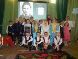 Праздник Г.Тукая. Фотограф Асия Нугуманова