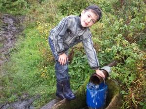 Чистая вода. Фотограф Наумова