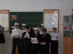 Чтение аятов. Фотограф Наумова