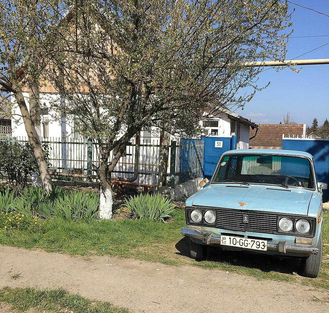 Типичный домик в Ивановке. Фото: Александр ГРИШИН