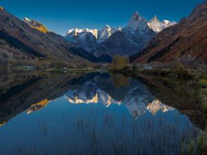Озеро Туманлы Кёль, Тебердинский заповедник. Фотограф: Арсен Алабердов