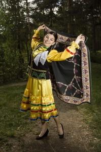 Башкирский танец. Фотограф Вилора Латыпова