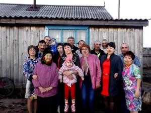 Большая семья. Фотограф Сульфия Галеева
