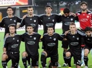 «Карабах» отправился покорять Лондон