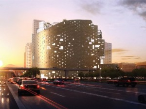 Автор Burj Khalifa спроектировал для Баку уникальное здание