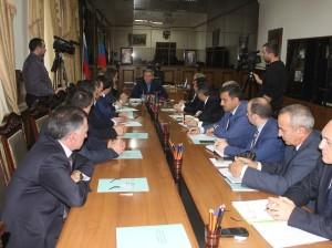 Азербайджан и Дагестан работают над созданием Рабочей группы