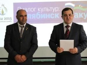 Азербайджанец, которого считают своим в Челябинске