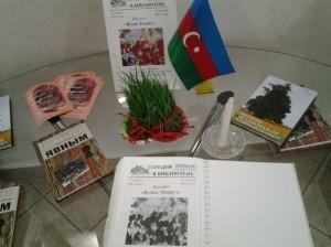 Азербайджанские художники очаровали нижегородцев