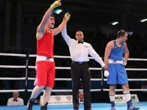 Азербайджанский боксёр стал чемпионом мира