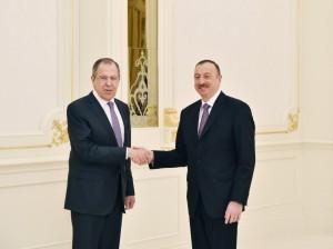 Алиев и Лавров