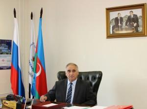 Асиф Магеррамов - президент ФНКА АзерРос (1)