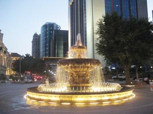 Баку-Фонтан-4
