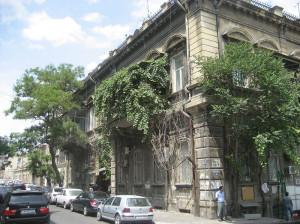 Балконы Баку-3
