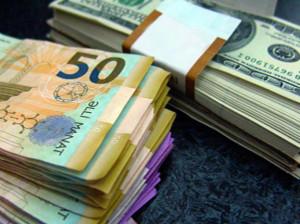 В Азербайджане закрывают пункты обмена валюты