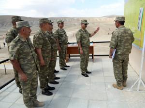 В Азербайджане открыт новый Учебный стрелковый центр