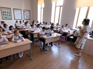 В Азербайджане сегодня отмечают день знаний