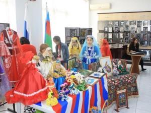 В Баку состоялся благотворительный пасхальный базар
