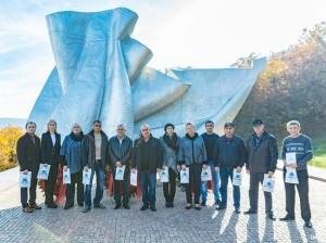 В Крыму вспоминали о подвиге советских солдат при взятии Сапун-горы