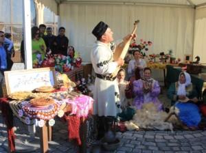 В Храме Атешгях прошел фестиваль народов Азербайджана