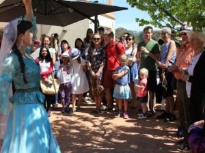 В посольстве Азербайджана в Австралии прошел День открытых дверей