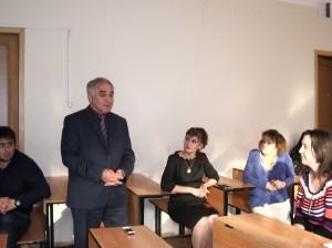 Встреча в институте Пирогова 3
