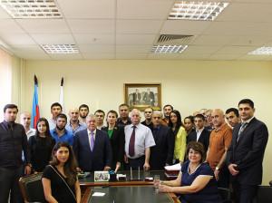 Встреча с Аббасом Аббасовым