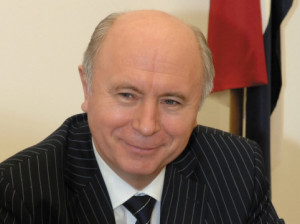 Губернатор Самарской области Меркушкин Николай Иванович